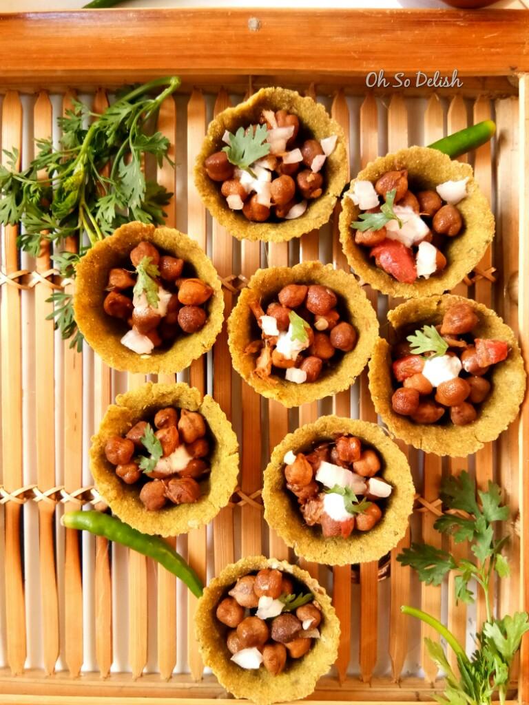 gluten free healthy savory mini tarts