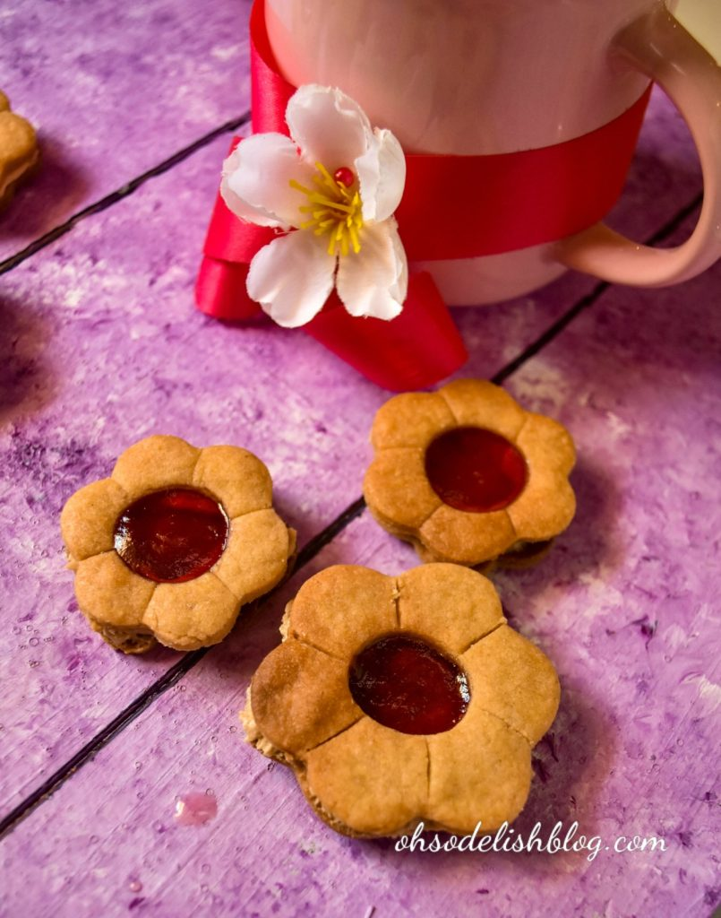 whole wheat Jim Jam biscuits