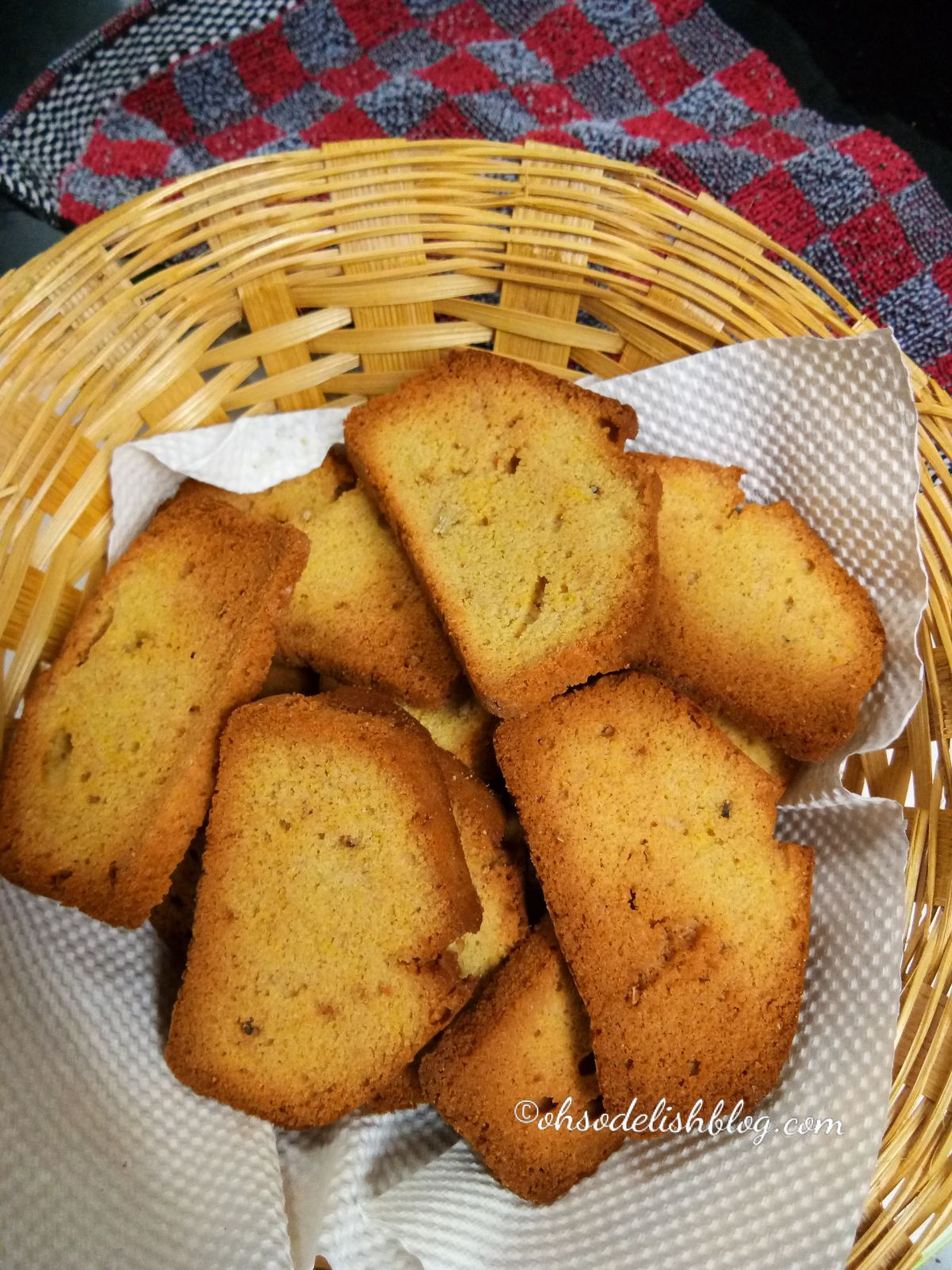 healthy whole wheat cake rusk