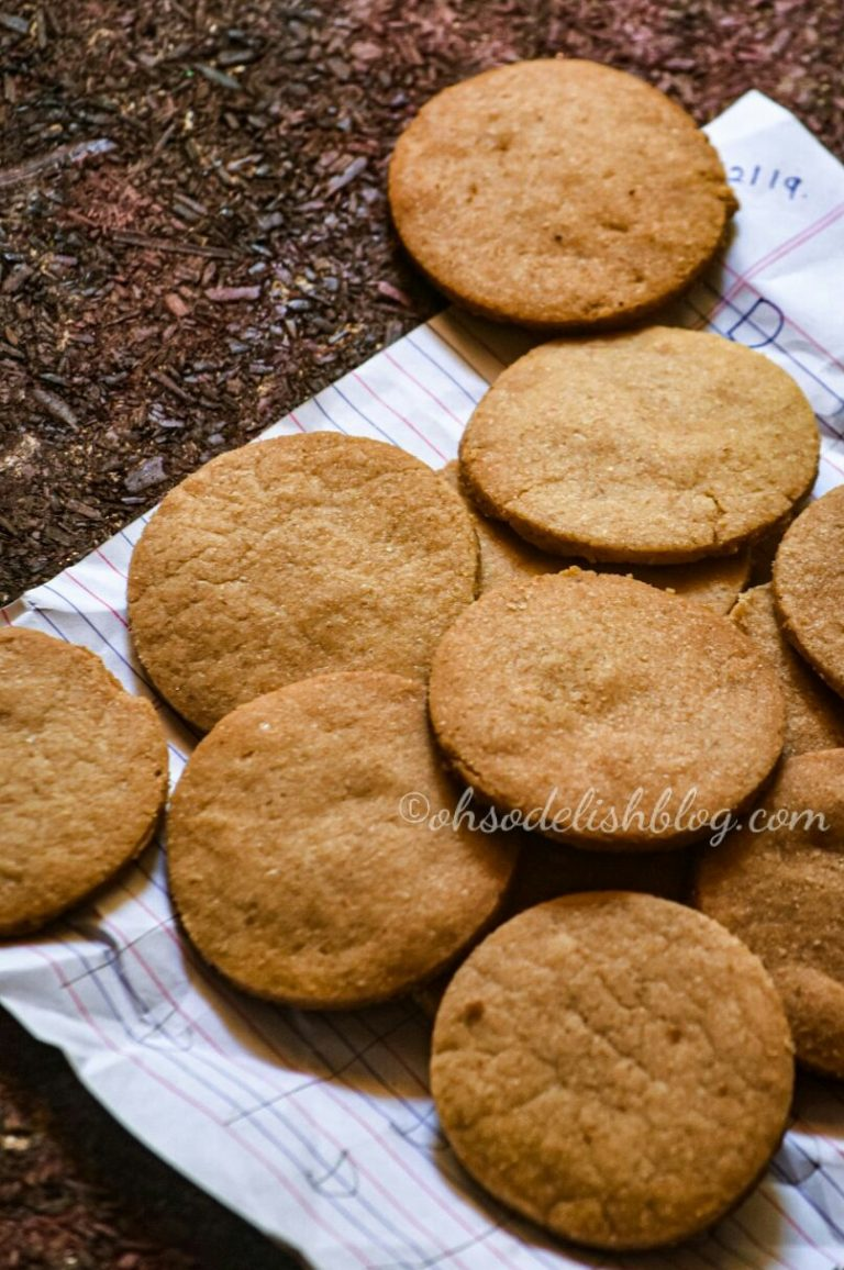healthy whole wheat tea shop butter biscuits